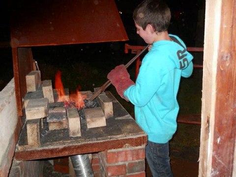 La forge des enfants de la cote d'ôpale