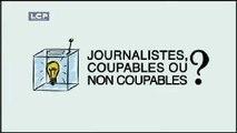Évènements : Rencontres de Cannes : Journalistes, coupables ou non coupables ?