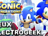 "Jeux Electrogeek 95 test ""Sonic Generations"" [X360/PS3]"