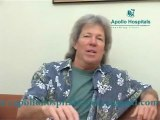 US-Patient For  Spine Surgery @MedicYatra's Network Apollo Hospitals-Chennai-India. - YouTube