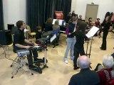 ICM - Concert d'élèves à Strasbourg : batterie, flûtes traversières, piano, violon, chant...