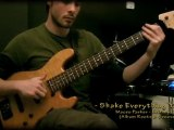 [Basse] Shake Everything You Got (Roots&Grooves) - Maceo Parker Rodney Curtis (Francois Lamouche)