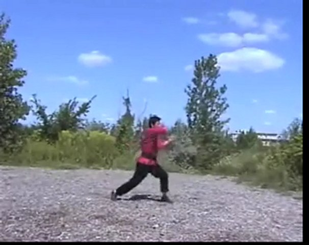 Motivational Speaker In Martial Arts Video