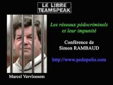 E.Conférence: Les réseaux pédocriminels et leur impunité 3/3