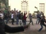 Caire : l'Institut d'Egypte incendié