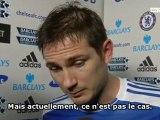 """Lampard : """"Encore beaucoup à donner"""""""