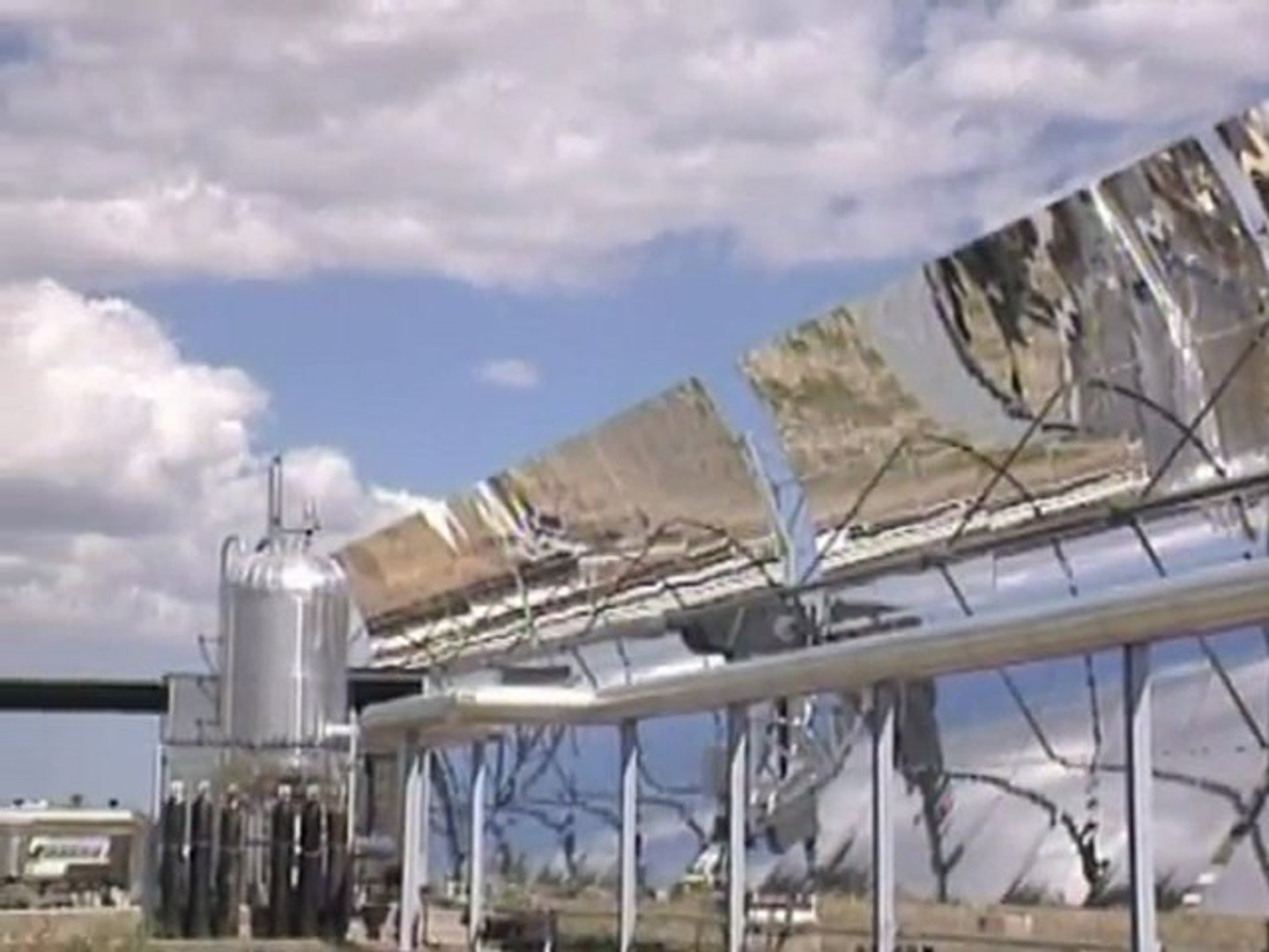 Solar Thermal Energy and Technology - Solar Technology