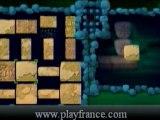 Lemmings (PSP) - Création et essai d'un niveau.