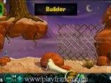 Lemmings (PSP) - Deux niveaux de Lemmings sur PSP.