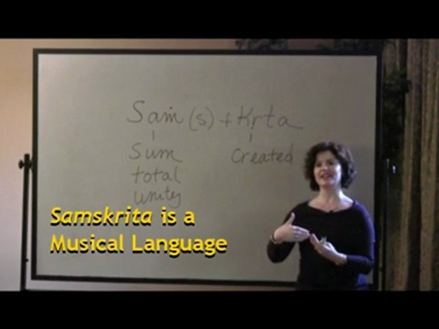 Sanskrit For Yoga Introduction to Sanskrit — Lesson 2