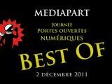 Best-of Journée Portes Ouvertes Numériques du 2 décembre 2011