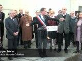 Inauguration de la nouvelle médiathèque de La Garenne-Colombes