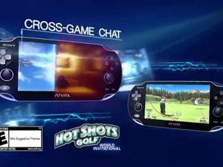 PlayStation Vita - Présentation de