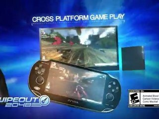 PlayStation Vita - Cross Play de