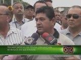 Transportistas de PDVSA denuncian retrasos en sus pagos