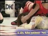 Cutie Suzuki vs Mayumi Ozaki ('98C)