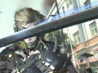 Metal Gear Rising : Revengeance - The Truth Behind de Metal Gear Rising : Revengeance