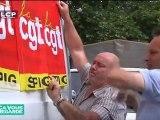 Les syndicats demandent la publication du rapport Perruchot