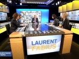 """Laurent Fabius évoque le bilan """"cataclysmique"""" du gouvernement"""