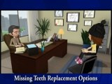 Odessa TX Children Dentist on Missing Teeth Replacement & Dental Implants, Dental Care 79760, 79768