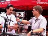 Acros hydraulic shifting - Interbike 2011
