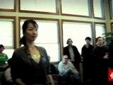 Évolution: Opening ceremony / Cérémonie d'ouverture