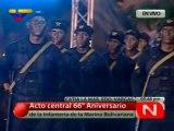 (VIDEO) 66 Aniversario  La Infantería de Marina está comprometida con la Revolución Bolivariana