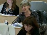 """AP 15/12/2011 - Budget primitif 2012 : Amendement n°049 présenté par Nicole VAGNIER sur la ligne """"Management de l'environnement et prévention des déchets"""""""