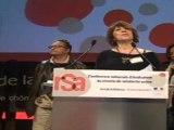 RSA - Les chômeurs et précaires s'invitent à la journée d'évaluation du RSA - CNIT Défense 15 déc 2011