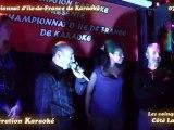 Les vainqueurs - Soirée de sélections du championnat d'île-de-France de karaoké  à Côté Lac (Le Blanc Mesnil, 93) - Les vainqueurs