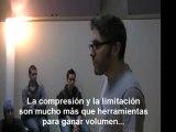 Mastering Mansion - Charla sobre mastering/masterización p15