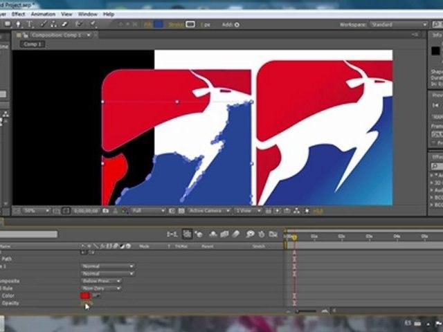 Tutorial Convertir JPEG en vectores en After Effects