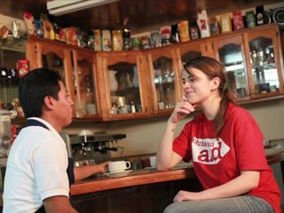 Actress Hayley Atwell visits Nicaragua with Christian Aid (slideshow)