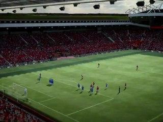 Trailer FIFA on PS VITA de FIFA Football
