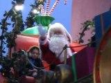Parade Noël à Disneyland Resort Paris 2011