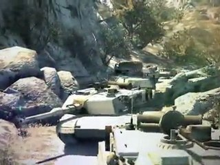 Exclusive Vehicles Trailer HD de Heavy Fire : Afghanistan