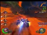 Jak X : Combat Racing (PS2) - Environs d'Abriville.