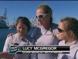 Segel - WM: Team USA gewinnt Match Race
