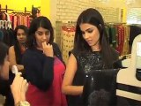 Chitrangada And Genelia At G7's Holiday Collection Launch
