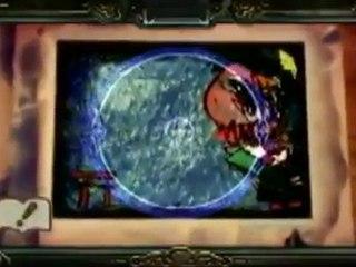 Gameplay, utilisation du livret de Spirit Camera: The Cursed Memoir
