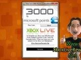 Xbox Live 3000 Microsoft Points Free Download - Xbox
