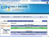 Daily Income Network Review{Daily Income Network} Make Cash Online