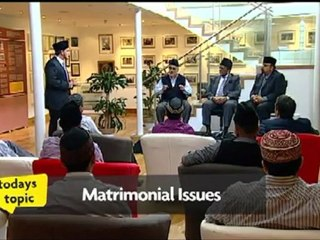 Real Talk: Matrimonial Issues (English)