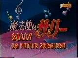 Générique De La Série Sally La Petite Sorciere VO 2002 Mangas