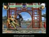 The King of Fighters 2002 (PS2) - Quelques combats du jeu !