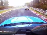 Jaguar XKR-S Coupe Vs. Jaguar  XJ220 - around the Nürburgring Nordschleife