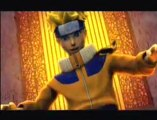 Naruto : Uzumaki Ninden (PS2) - Cinématique d'introduction