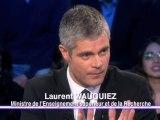 Clash entre Audrey Pulvar et Laurent Wauquiez chez Laurent Ruquier