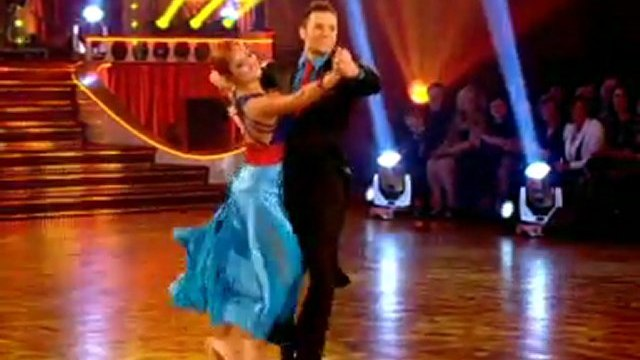 McFly's Harry Judd wins Strictly Come Dancing