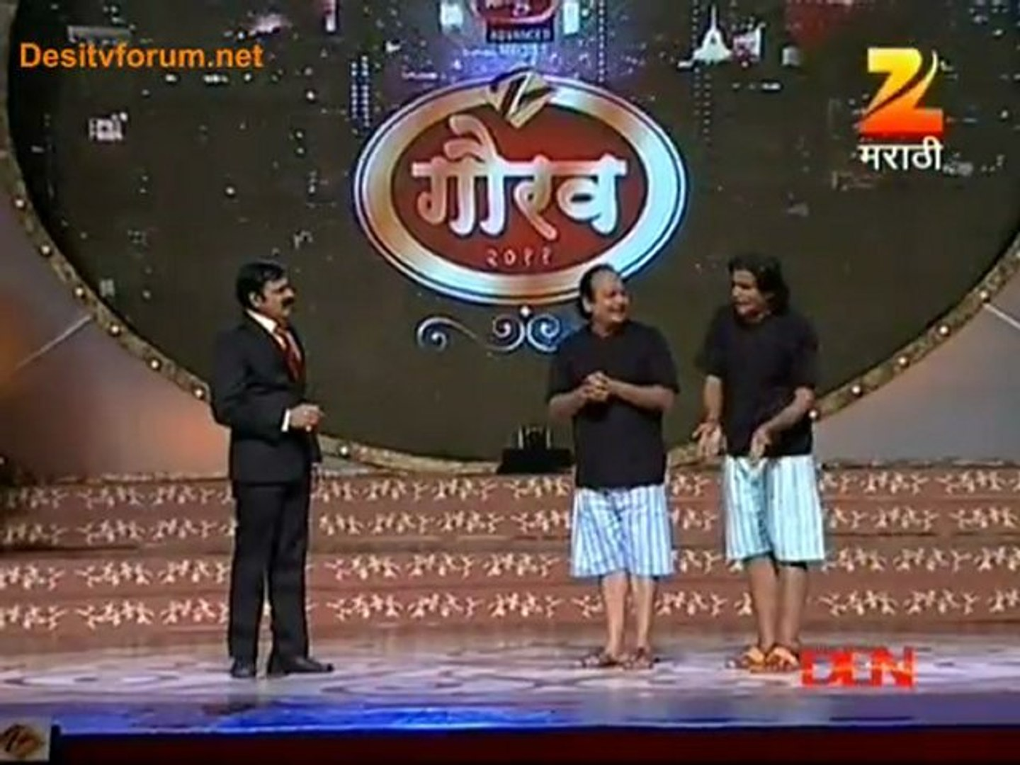 Zee Gaurav Puraskar 2011 - 18th December 2011 Video Watch Online p11